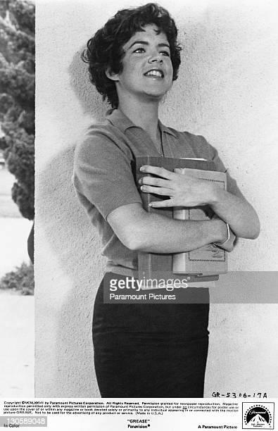 American actress Stockard Channing as Rizzo in a scene from the Paramount musical 'Grease' 1978