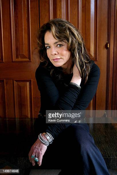 American actress Stockard Channing circa 2005