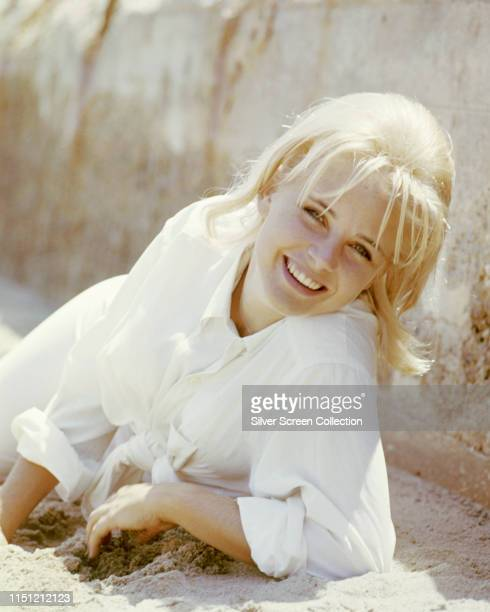 American actress Sue Lyon circa 1965