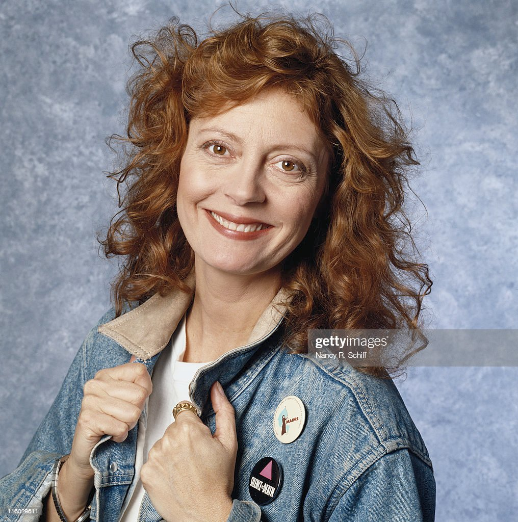 Susan Sarandon : News Photo