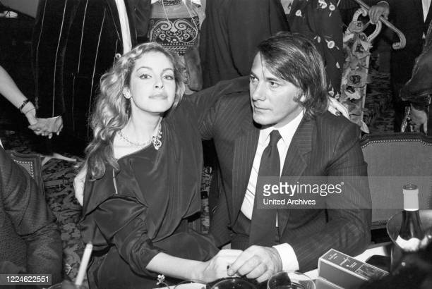 American actress Sydne Rome at the Deutscher Filmball on January 15th 1979 at Munich, Germany, 1970s.