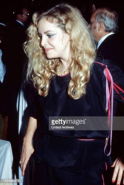 American actress Sydne Rome, Germany, 1970s.