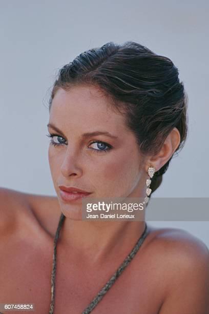 American actress Sydne Rome
