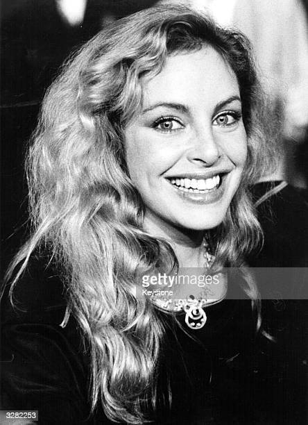 American actress Sydne Rome was one of the star guests at the official 'German Film Ball '79' which took place in Munich Nearly 1000 people attended...