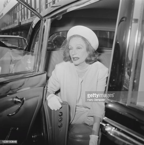 American actress Tallulah Bankhead UK 21st August 1964