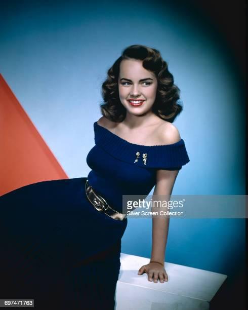 American actress Terry Moore circa 1955