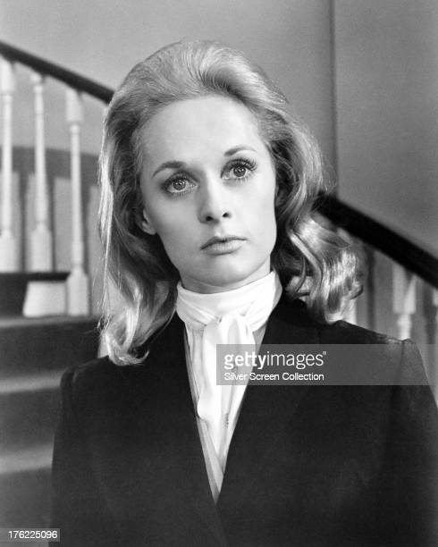 American actress Tippi Hedren as Marnie Edgar in 'Marnie' directed by Alfred Hitchcock 1964