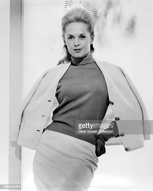 American actress Tippi Hedren circa 1965