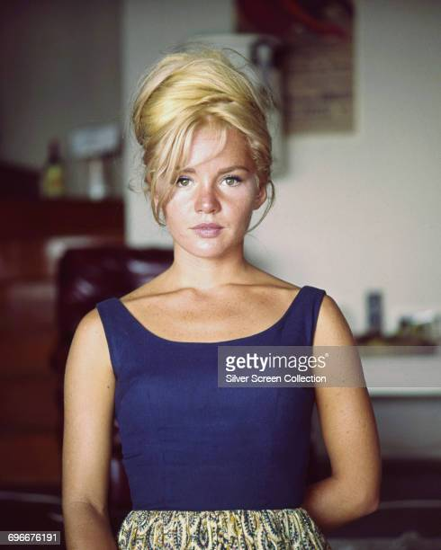 American actress Tuesday Weld circa 1963