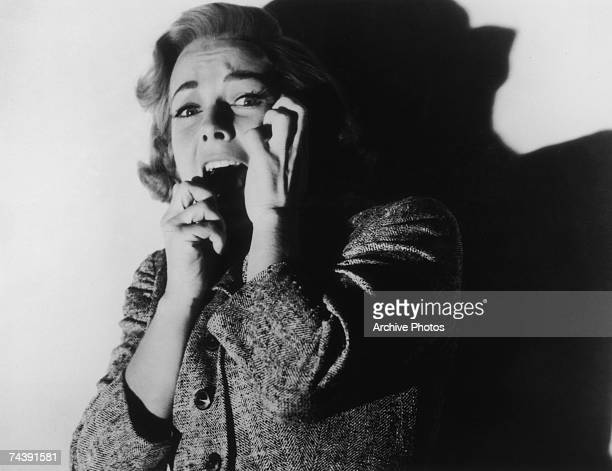 American actress Vera Miles stars as Lila Crane in the horror classic 'Psycho' directed by Alfred Hitchcock 1960