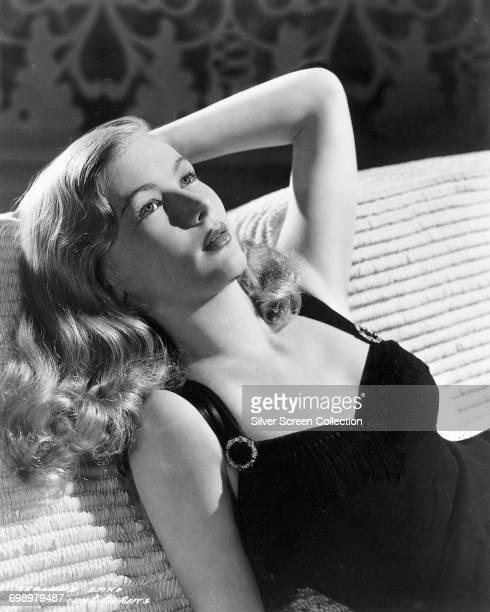 American actress Veronica Lake circa 1945