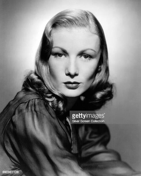 American actress Veronica Lake circa 1950