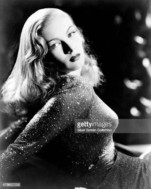 American actress Veronica Lake in a promotional portrait for 'I Wanted Wings' directed by Mitchell Leisen 1941