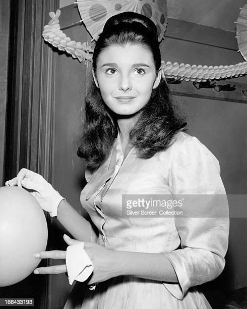 American actress Victoria Vetri circa 1965