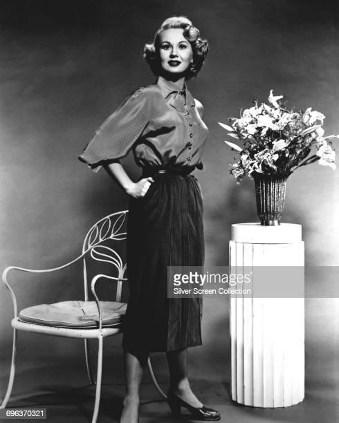 American actress Virginia Mayo circa 1950