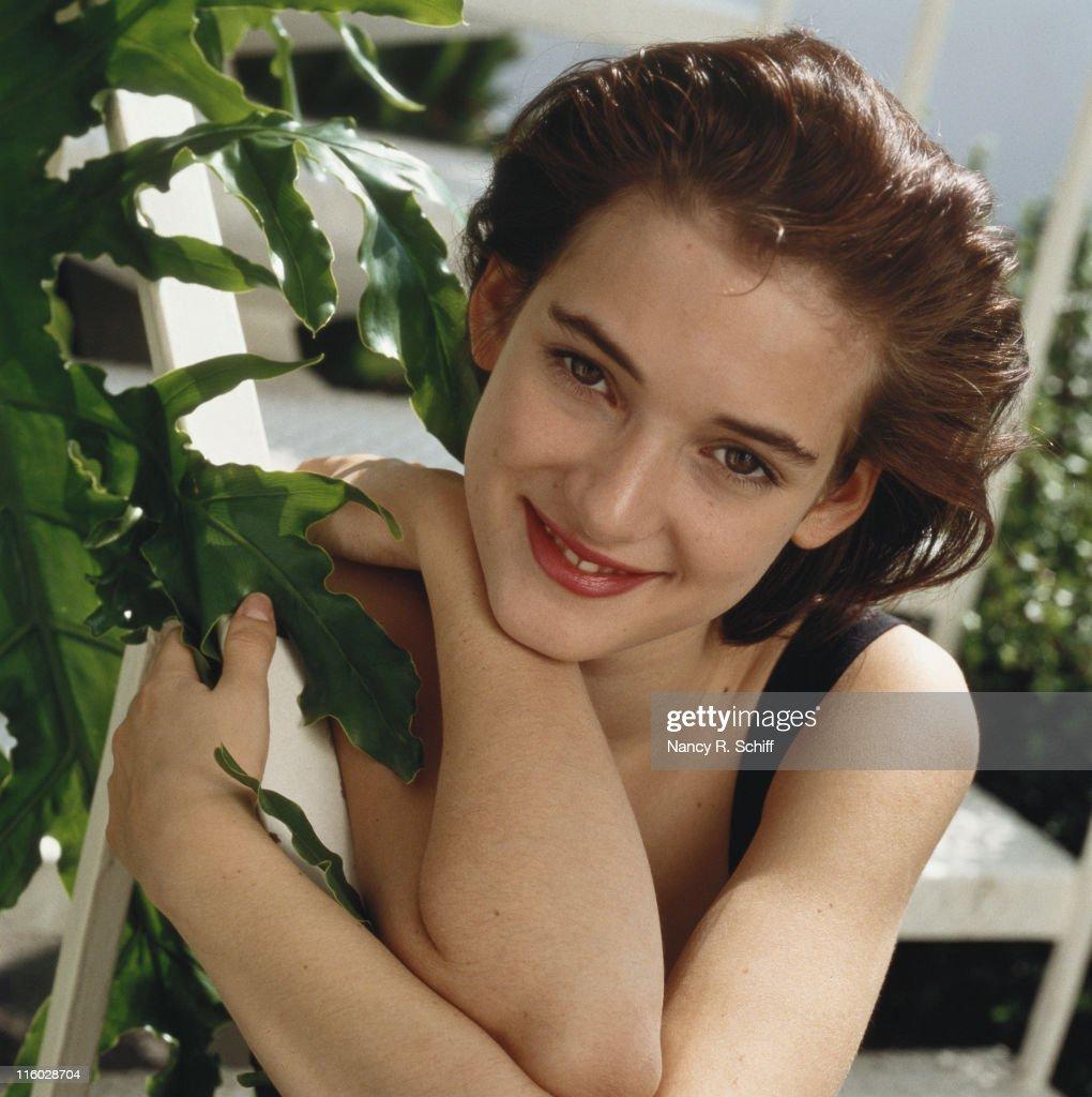 Winona Ryder : News Photo