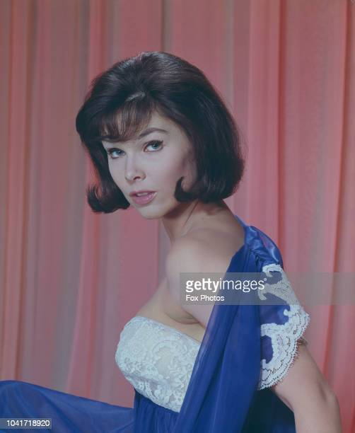 American actress Yvonne Craig 1966