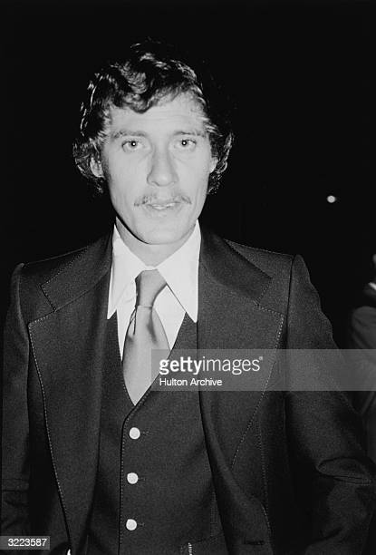 American adult film actor John Holmes attends the Erotica Awards held at the Wilshire Ebell Theater Los Angeles California July 14 1977