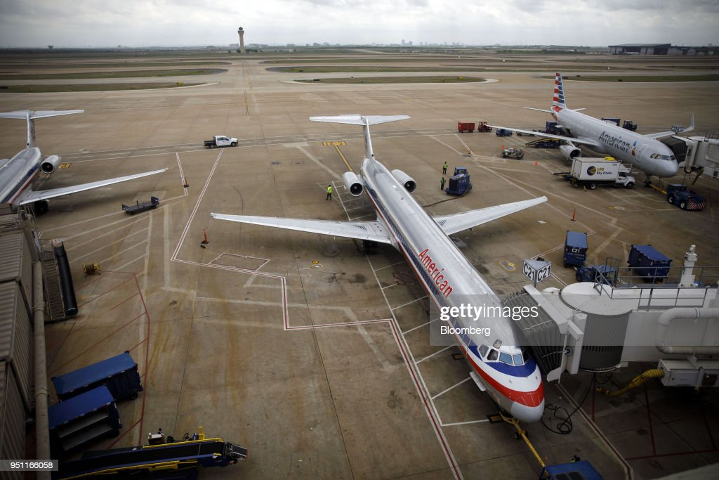 The American Airlines Group Inc. Terminal Ahead Of Earnings Figures
