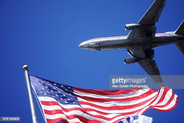 american airlines - american airlines stock pictures, royalty-free photos & images