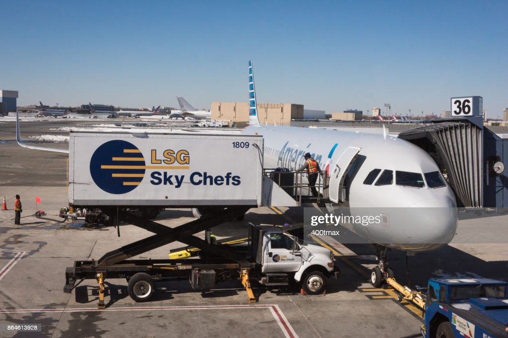 American Airlines : Stock Photo