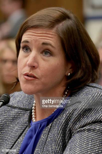 American Airlines Senior Vice President of Customer Experience Kerry Philipovitch testifies before the House Transportation and Infrastructure...