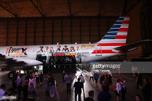 World S Best American Airlines Stand Up To Cancer And
