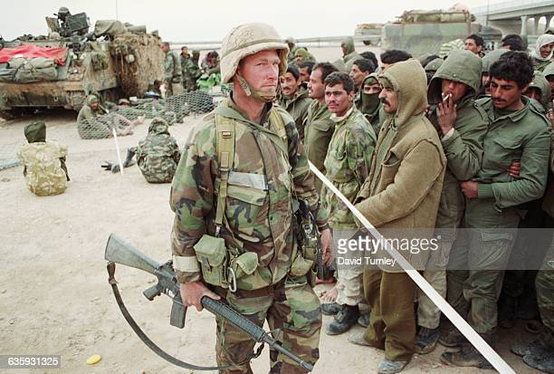 American and Iraqi Soldiers