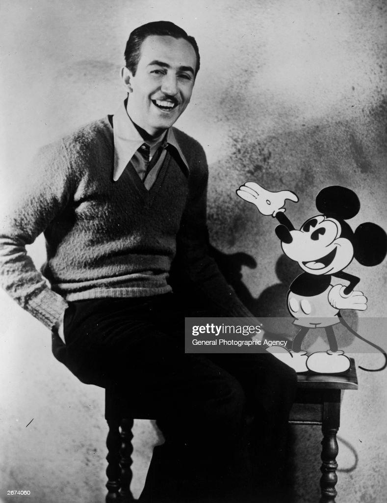 Disney And Mickey : News Photo