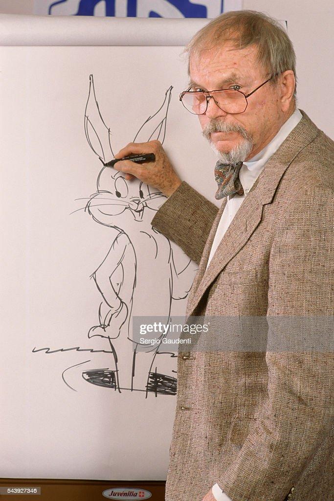 chuck jones who framed roger rabbit