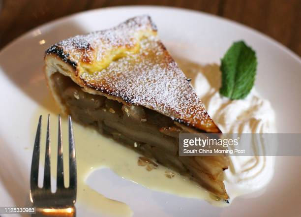 American Apple Pie from FrenchAmerican Bistro in Central 03MAY12