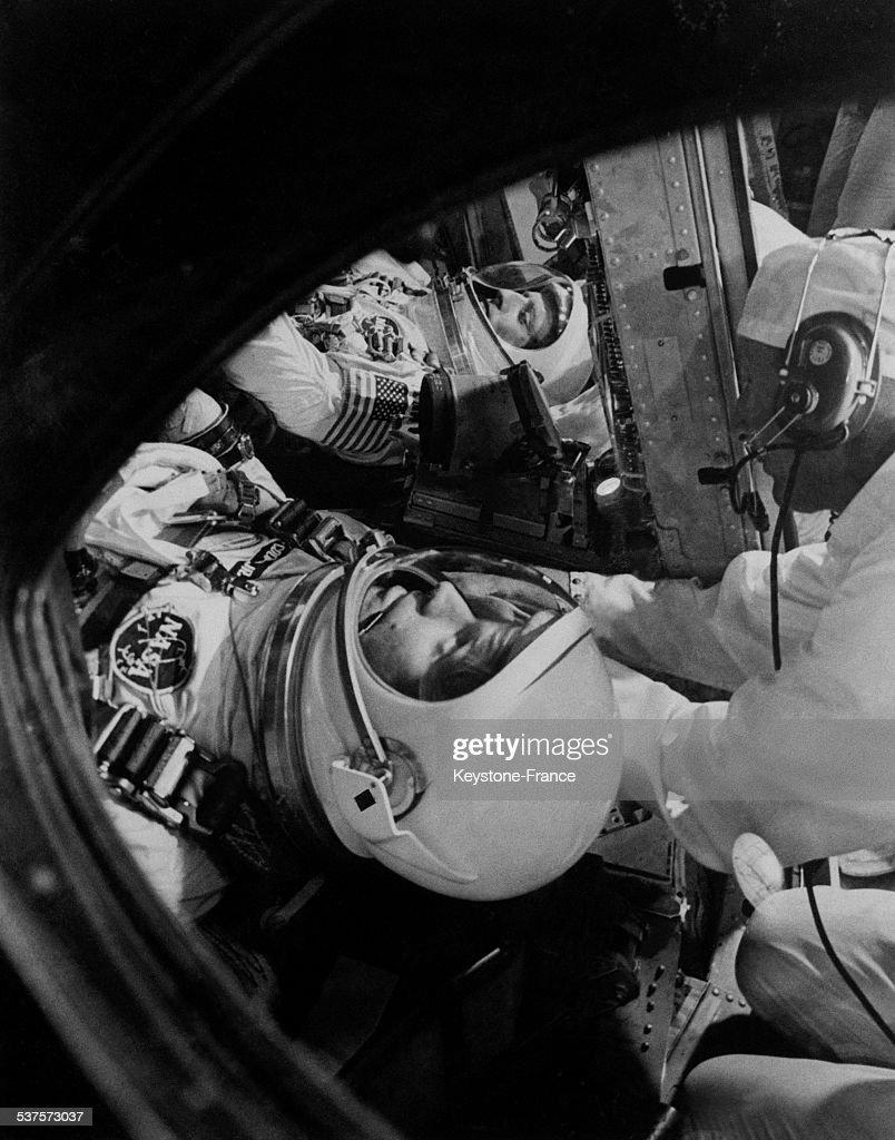 Gemini V Mission  : Fotografía de noticias