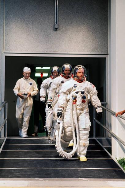 Mengingat kembali peristiwa Moon Landing, beserta foto-fotonya
