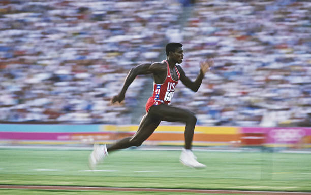 UNS: Game Changers - Carl Lewis
