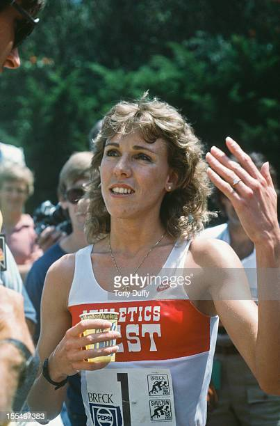 American athlete Mary Decker May 1984
