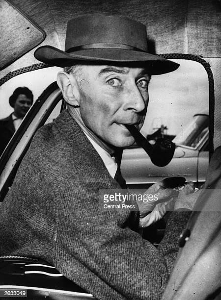 American atomic scientist Julius Robert Oppenheimer arrives in Paris to give a series of lectures at the Faculty of Science