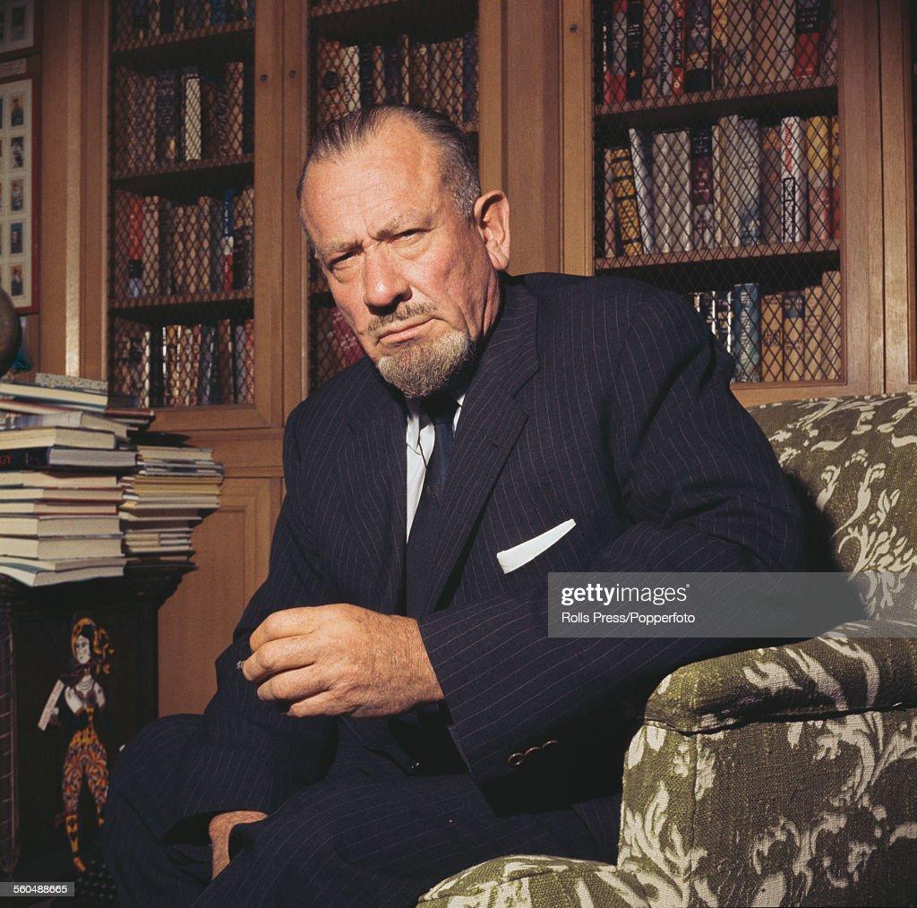 John Steinbeck : News Photo