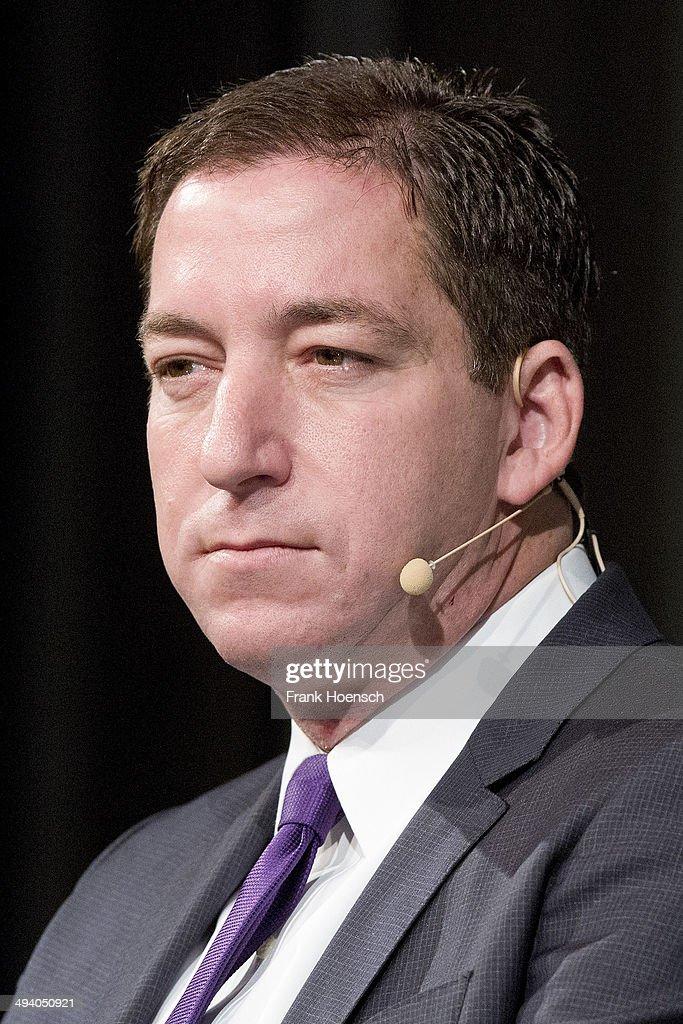 Glenn Greenwald Book Presentation