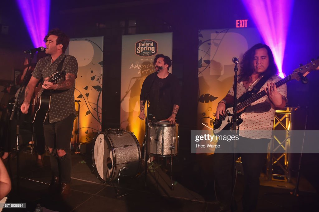 Poland Spring Presents American Authors Powered By Pandora : News Photo