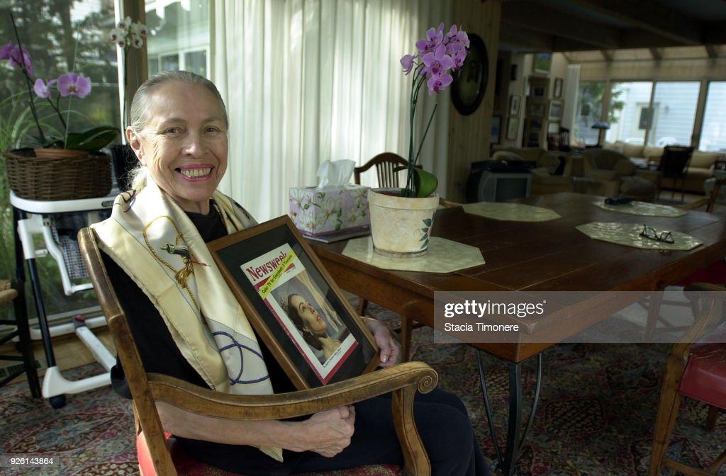 Maria Tallchief : News Photo