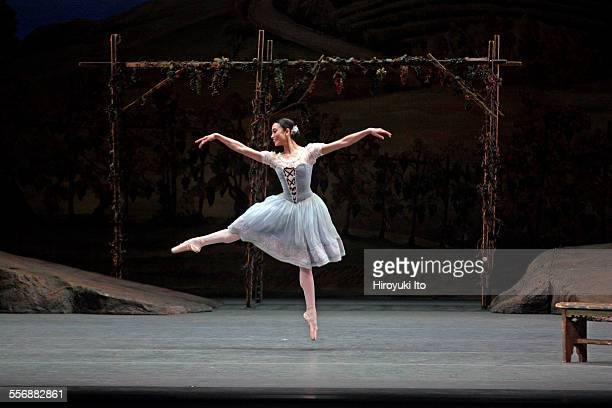 American Ballet Theater performing Giselle at Metropolitan Opera House on Saturday night May 23 2015This imageStella Abrera