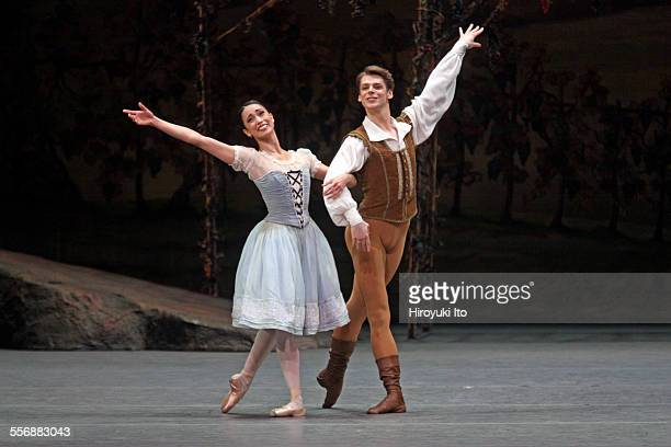 American Ballet Theater performing Giselle at Metropolitan Opera House on Saturday night May 23 2015This imageStella Abrera and Vladimir Shklyarov