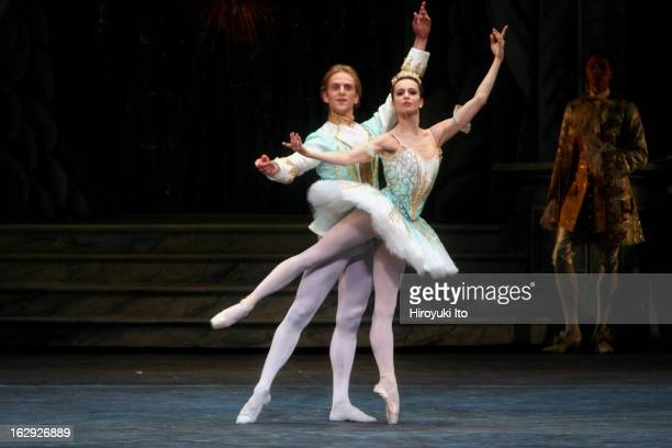 American Ballet Theater performing 'The Sleeping Beauty' at the Metropolitan Opera House on Wednesday night June 6 2007This imageDiana Vishneva as...