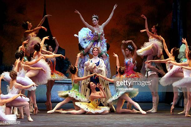 American Ballet Theater performing 'The Sleeping Beauty' at the Metropolitan Opera House on Wednesday night June 6 2007This imageStella Abrera as the...