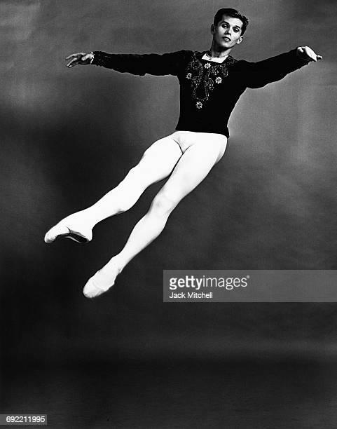 American Ballet Theatre dancer Ivan Allen in 'The Nutcracker' 1961