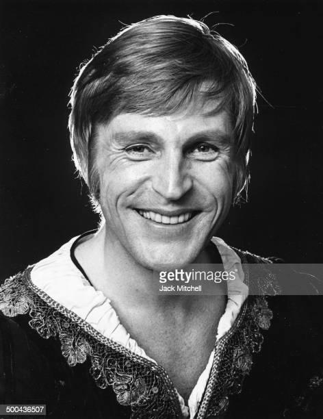 American Ballet Theatre principal dancer Erik Bruhn photographed in 1969