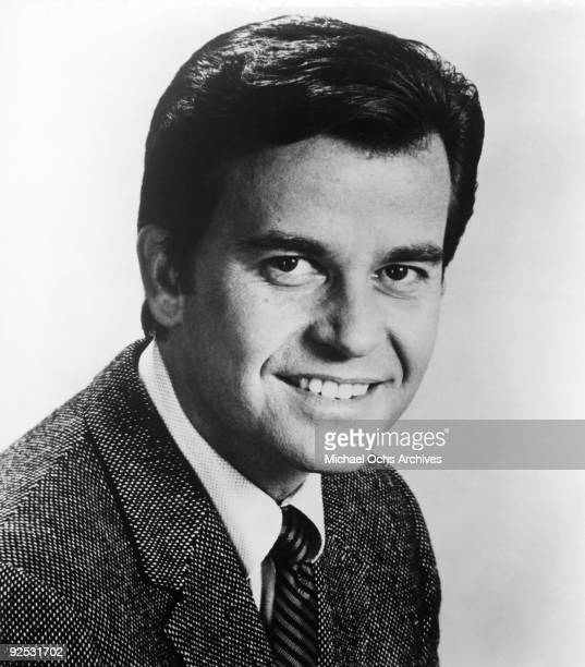 'American Bandstand' host Dick Clark poses for a portrait circa 1969 in Los Angeles California