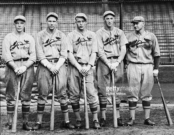 American baseball players members of the 1926 St Louis Cardinals outfielder Taylor Douthit infielder Lester Bell infielder Jim Bottomley outfielder...