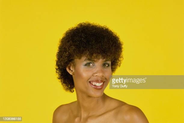American basketball player Cheryl Miller of USC Trojans, Los Angeles, California, circa 1986.