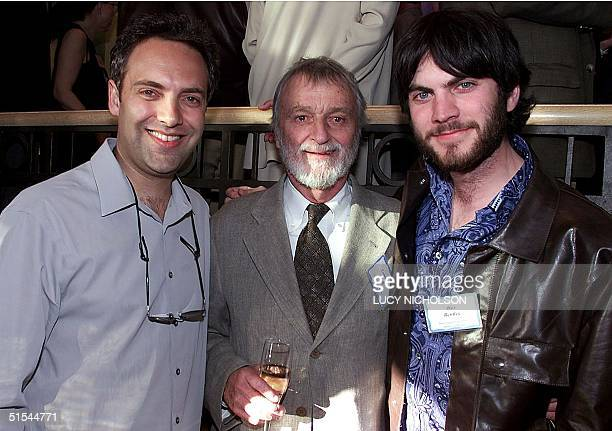 'American Beauty' filmmakers gather at the BAFTA LA Seventh Annual Oscarnominees' tea party Best Director Oscarnominee Sam Mendes Best...